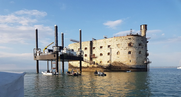 Team building Fort Boyard